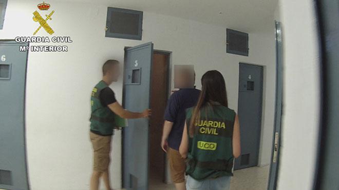 Atrapado en Granada uno de los pederastas más buscados de Europa
