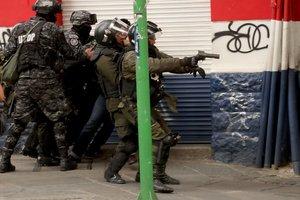 Bolivia está sumida en una crisis desde los comicios generales, con protestas que inicialmente fueron en contra de Morales.