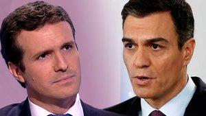 El PSOE emplaça el PP i Cs a pactar qui va al cara a cara amb Sánchez