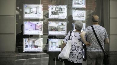 Barcelona, la ciudad española donde más se ha encarecido la vivienda en un año