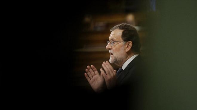 El congreso vota No a Rayoy por tercera vez. Pastor anuncia el pleno para el próximo sábado.