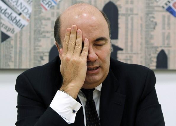 El consejero delegado del Monte Dei Paschi italiano, Fabrizio Viola, en una imagen de archivo.