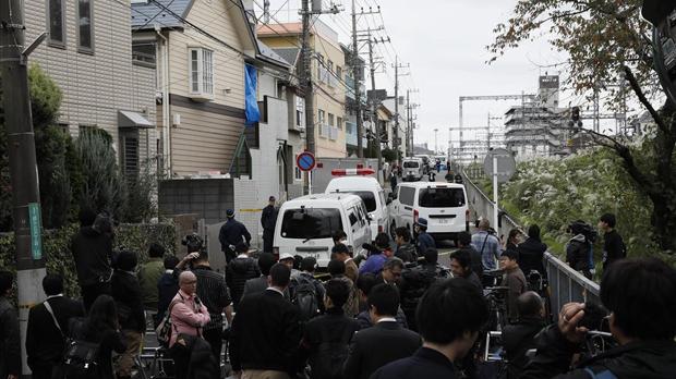 La policía japonesa detiene a un hombre tras hallar nueve cuerpos descuartizados en su piso.