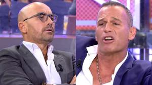 Diego Arrabal y Carlos Lozano.
