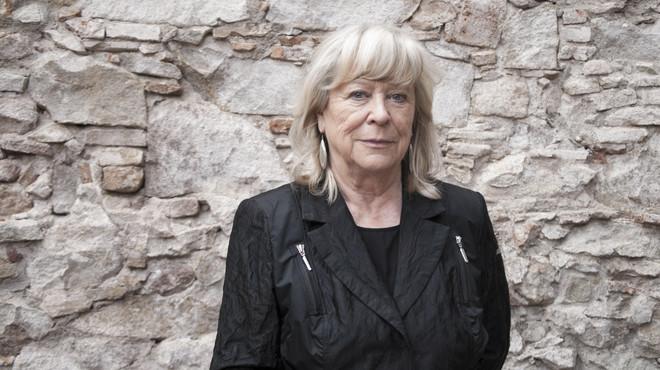 """Margarethe von Trotta: """"Siempre he sentido que crecí a oscuras"""""""