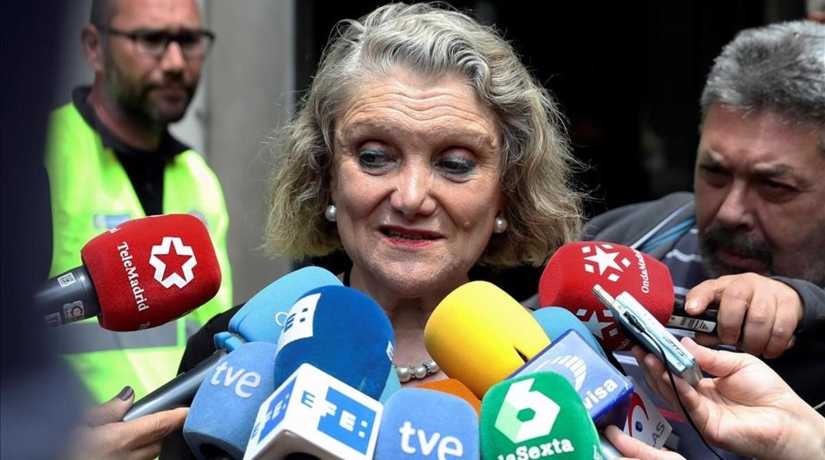 María Dolores Pradera muere en Madrid a los 93 años de edad