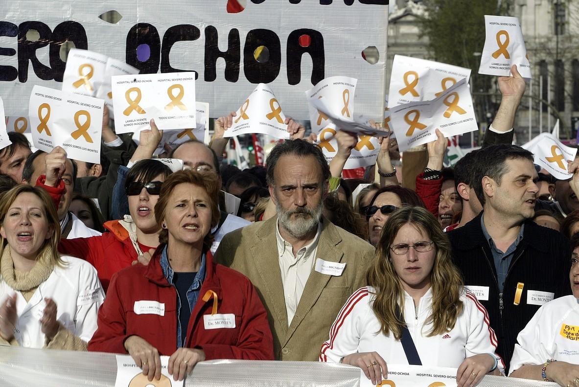 Muere Luis Montes, el doctor que luchó por la muerte digna tras ser acusado de aplicar la eutanasia a 400 enfermos