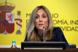 Emma Navarro, directora general del Tesoro.