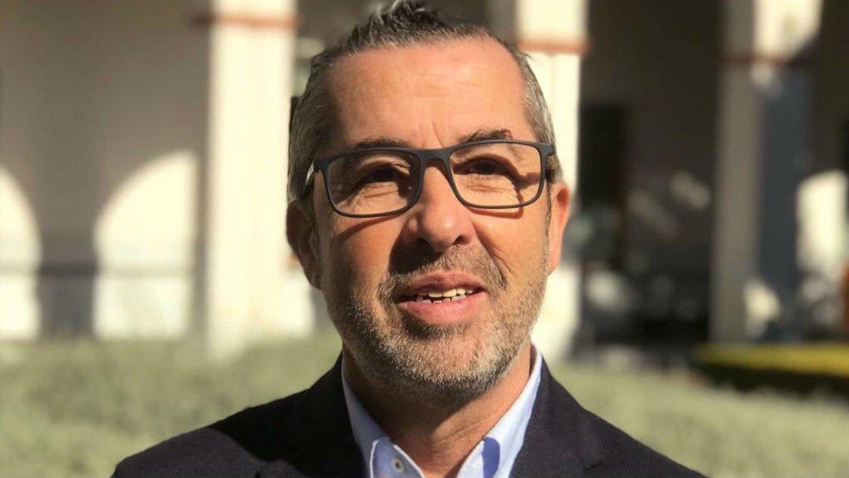 El senador del PSOE fallecido José Muñoz