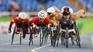 Els Paralímpics de Tokio els 2020 segueixen endavant