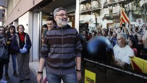 La CUP crida a desobeir el TC però no garanteix el seu vot a Puigdemont