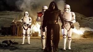 Fotograma de la película Star Wars: Los últimosJedi.
