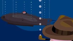 El mundo submarino de Nemo y Monturiol