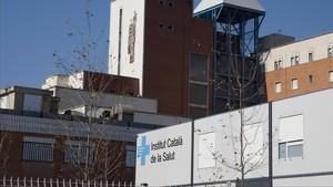 El Hospital Joan XXIII, en Tarragona, donde estan ingresadas algunas víctimas del atentado a Cambrils