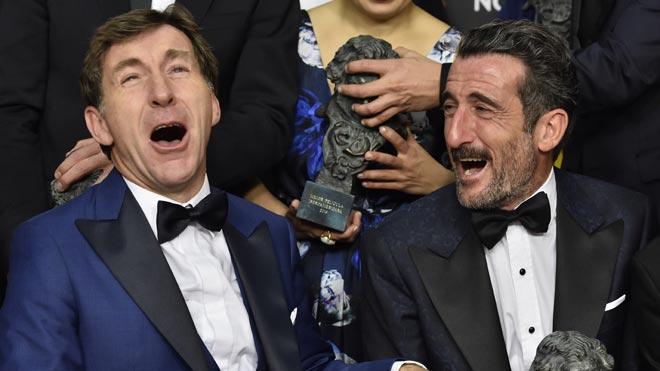 La gala de los Premios Goya, este 2019.