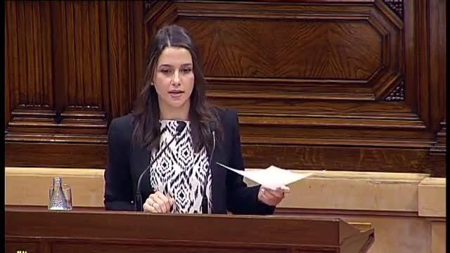 La líder de Ciudadanos, Inés Arrimadas, ha asegurado que España hay que reformarla, no hay que romperla yha acusado además a los soberanistas de incumplir sus propias reglas