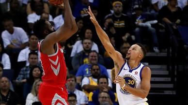 Warriors- Rockets, la batalla más esperada en la pelea por la NBA