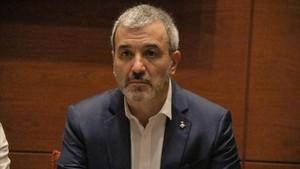 El concejal del PSC Jaume Collboni, en una imagen de archivo