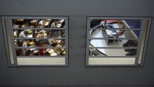 Pruebas de selectividaden la Universitat Pompeu Fabra.