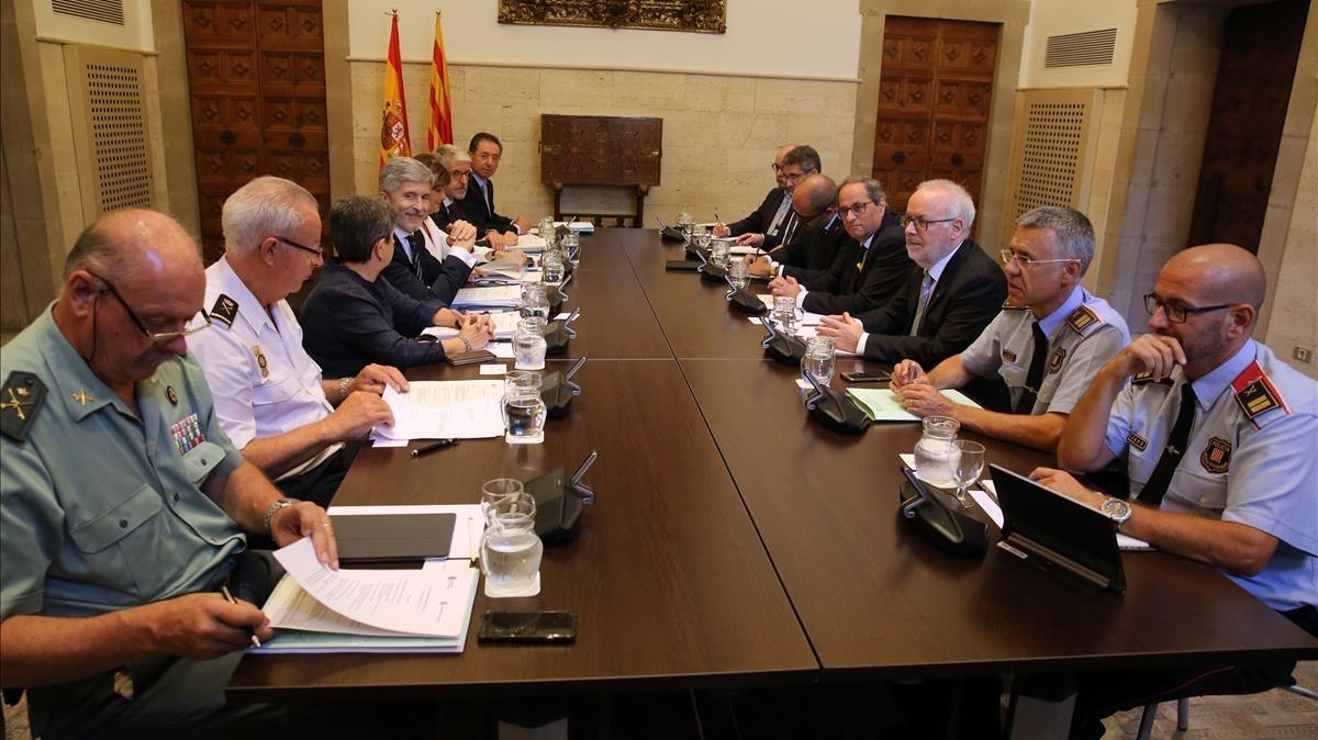 El Govern pide 1.500 mossos d'Esquadra para contener la falta de efectivos