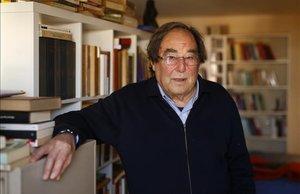 Francesc de Carreras: «Cs ha de tornar al centre, no anar cap a la dreta»