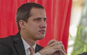 Juan Guaidó acusa Nicolás Maduro d'un intent d'assassinat