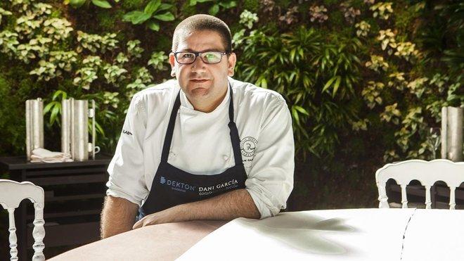 El xef Dani García anuncia el tancament del seu restaurant tres estrelles