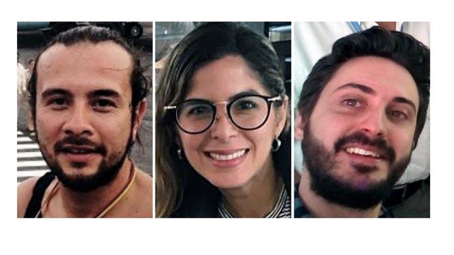 En libertad los tres periodistas de la agencia Efe detenidos en Venezuela.
