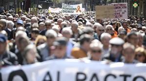 Contradicciones con las pensiones