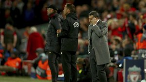 Valverde: «El córner ha sorprès tothom»