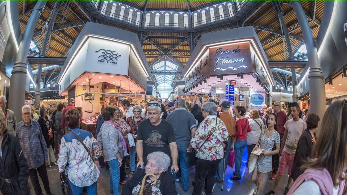 El mercado de Sant Antoni abre hoy sus puertas.