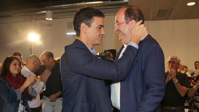 El primer secretario del PSC y líder de los socialistas en el Parlamento de Catalunya, Miquel Iceta, ha aceptado la oferta que le ha hecho el presidente del Gobierno, Pedro Sánchez, para presidir el Senado.