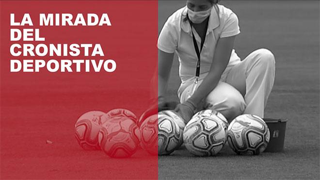 Los cronistas deportivos de El Periódico opinan sobre cómo afectará el coronavirus al fútbol.
