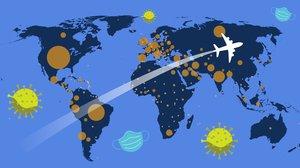 ¿Dónde se puede viajar desde España? ¿Y desde dónde?