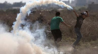 Seis personas muertas, tres israelís y tres palestinos, la mayor escalada de violencia de los últimos años