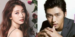 Park Shin-Hye i Hyun Bin, protagonistes deRecuerdos de la Alhambra, la nueva serie de Netflix.