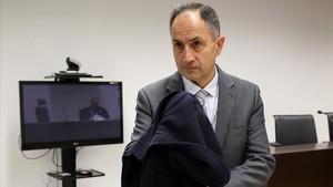Pedro Varela en una imagen de febrero del pasado año.