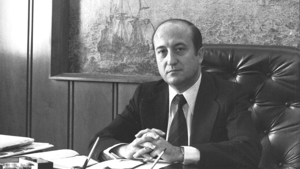 El periodista Jorge Arandes.