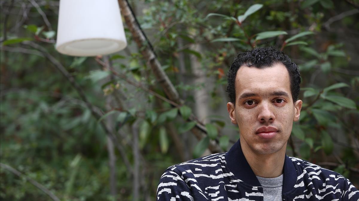 El rapero de padre francés y madre ruandesaGaël Faye, autor de Pequeño país.