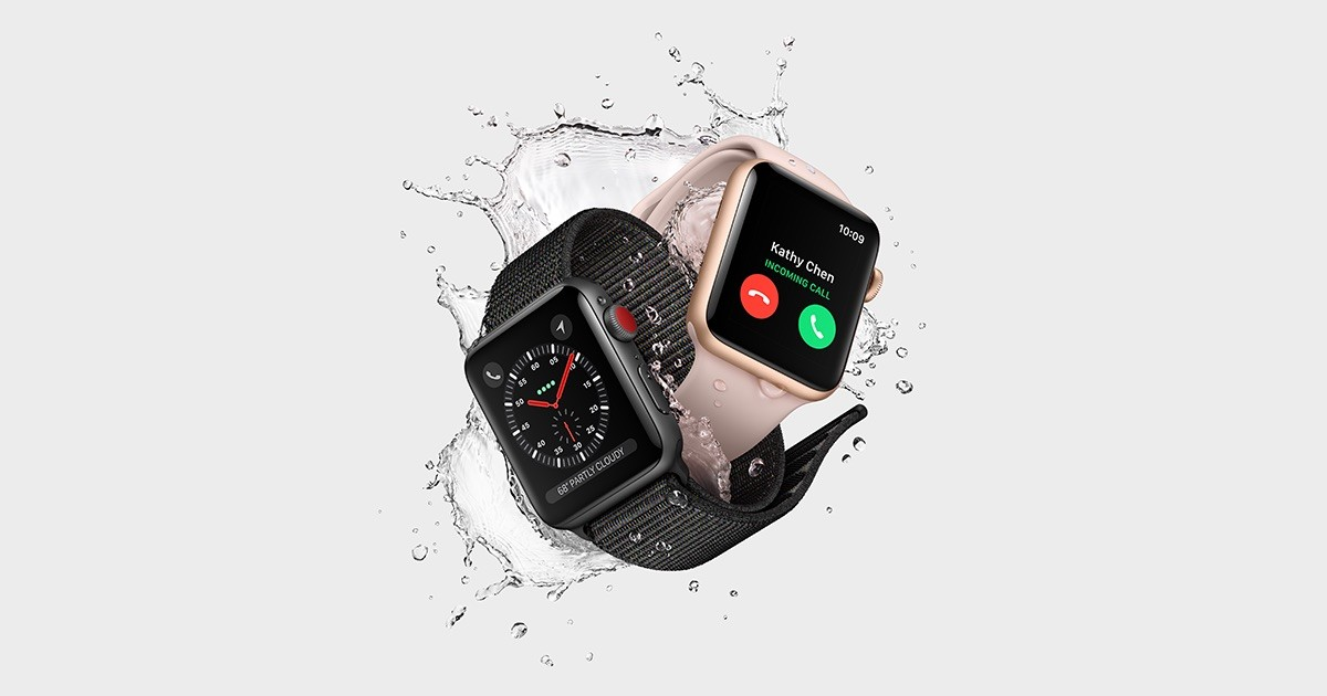 Nuevo Apple Watch 3 de Apple