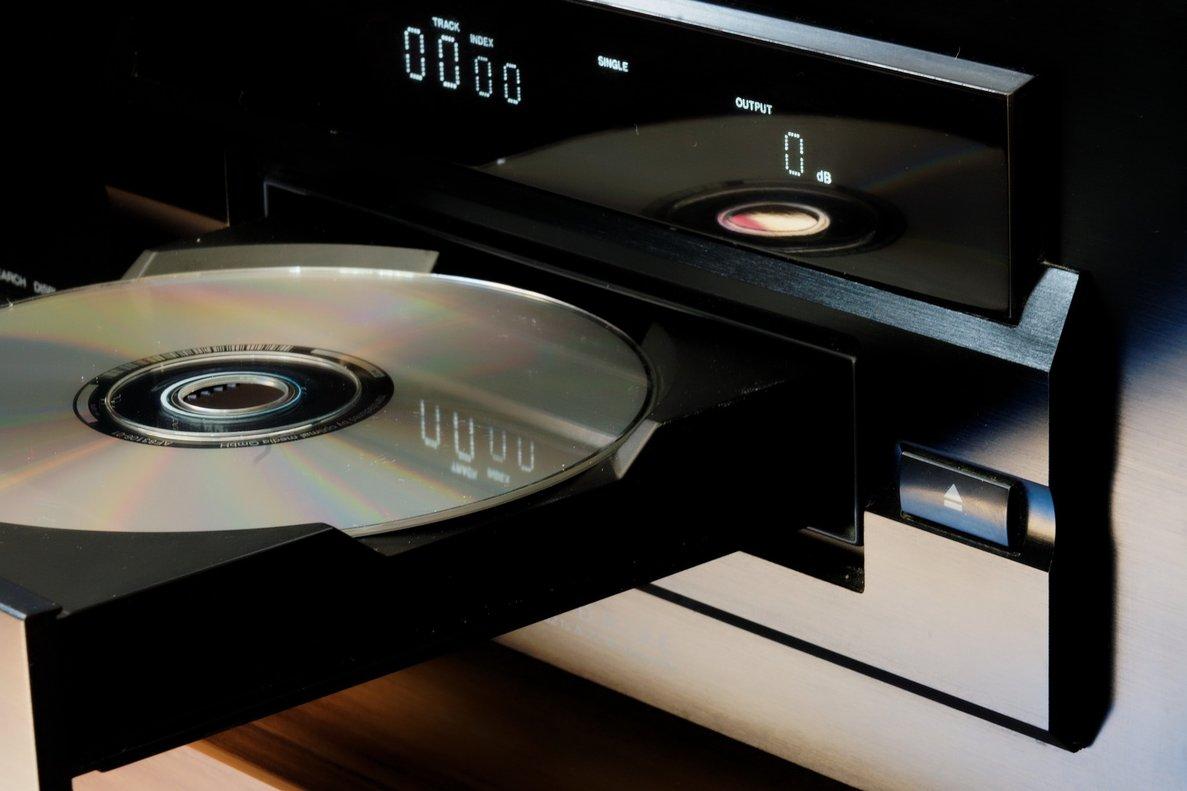 Las ventas de CDs en España registraron un descenso del 17,4% en 2018.