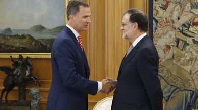 El Rey cierra hoy la ronda de contactos con Rivera, Iglesias, Sánchez y Rajoy, en directo