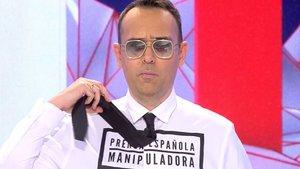 Risto Mejide torna a 'TEM' després de la seva baixa per paternitat amb un missatge: «Premsa espanyola manipuladora»
