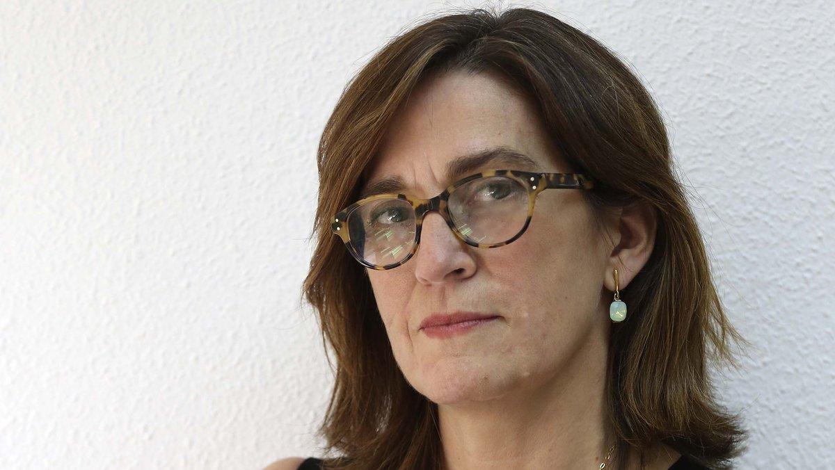 La redactora jefe de Economía en Madrid de EL PERIÓDICO, Rosa María Sánchez.