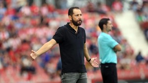 El Girona busca la calma entre urgències