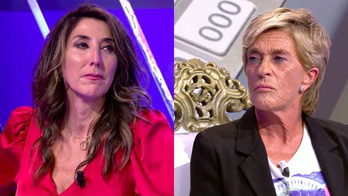 """Paz Padilla rompe a llorar tras ver la cuenta bancaria de Chelo García-Cortés: """"Ahora te entiendo"""""""