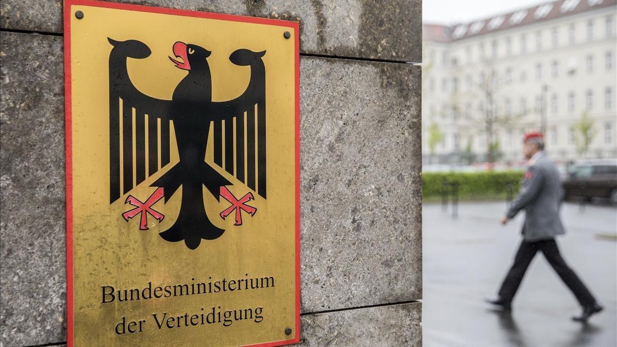 Sede del Ministerio del Interior alemán, en Berlín.