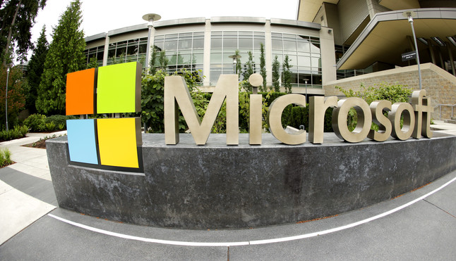 Sede de Microsoft en Redmond.