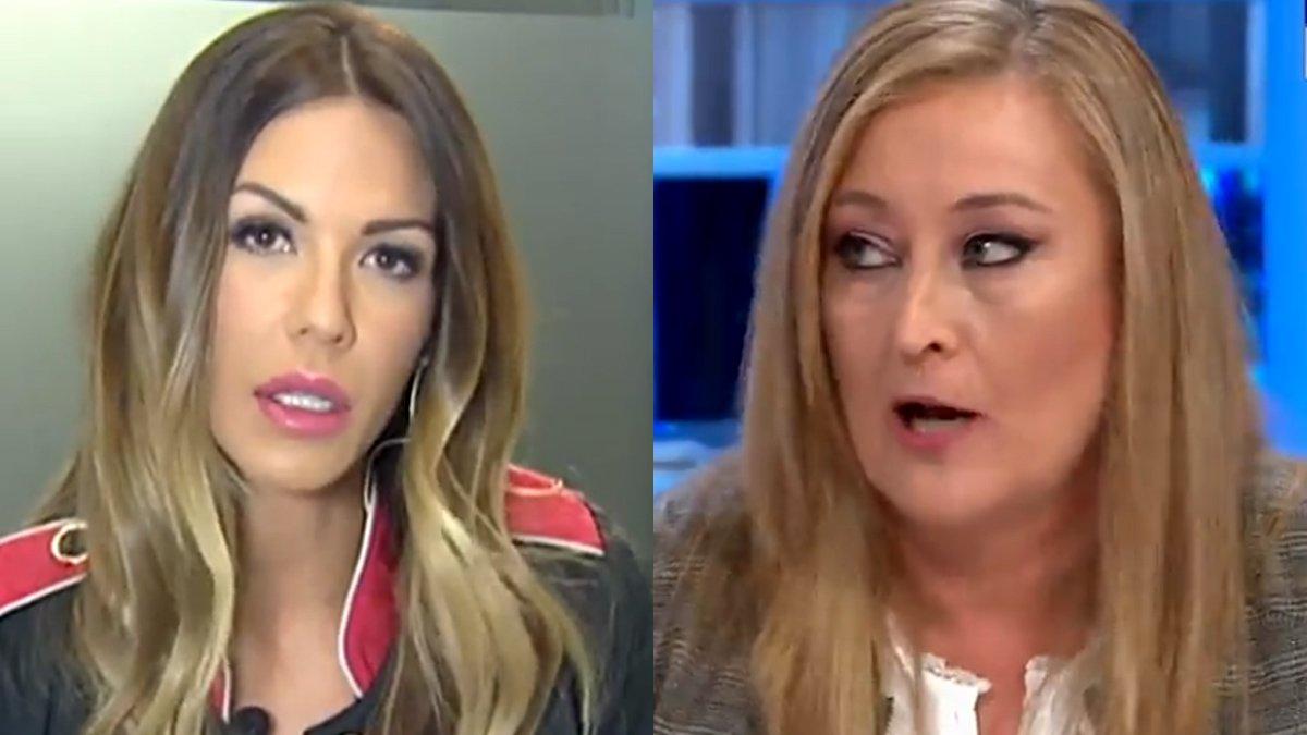 Tamara Gorro y Elisa Beni.