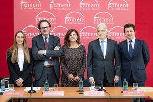Foment del Treball presenta su nuevo 'think tank', liderado por Jordi Alberich.